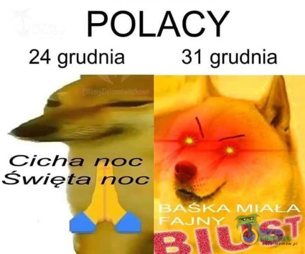 "POLACY 24 grudnia 31 grudnia » ""3"