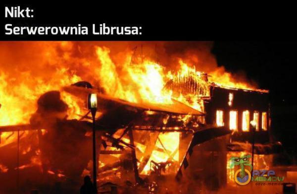 SH Serwerownia Librusa: a EKO izol OBA