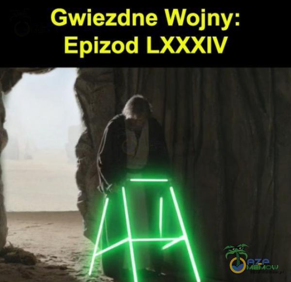 Gwiezdne Wojny: Epizod LXXXIV