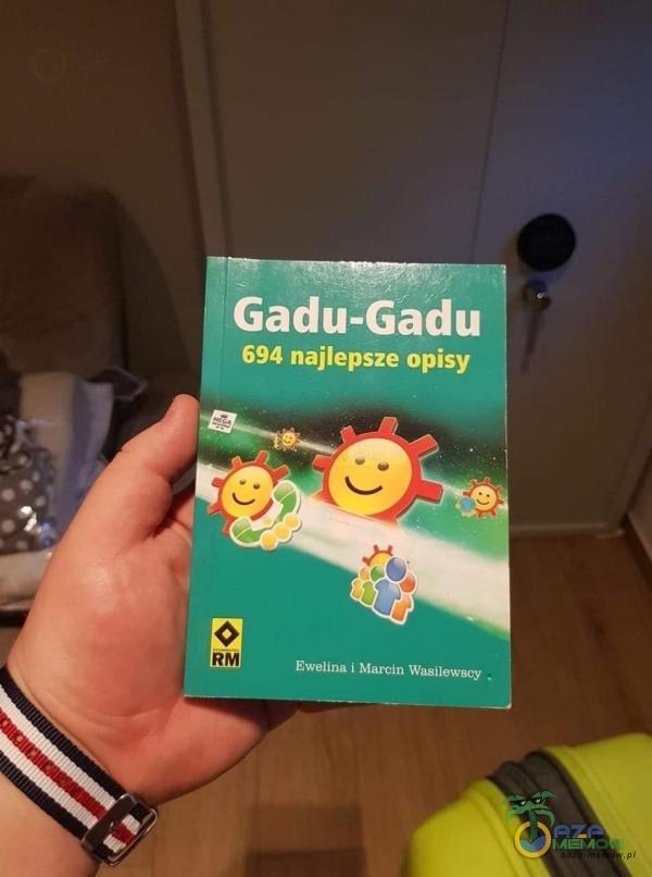 Gadu-Gadu 694 najlepsze opisy wyj