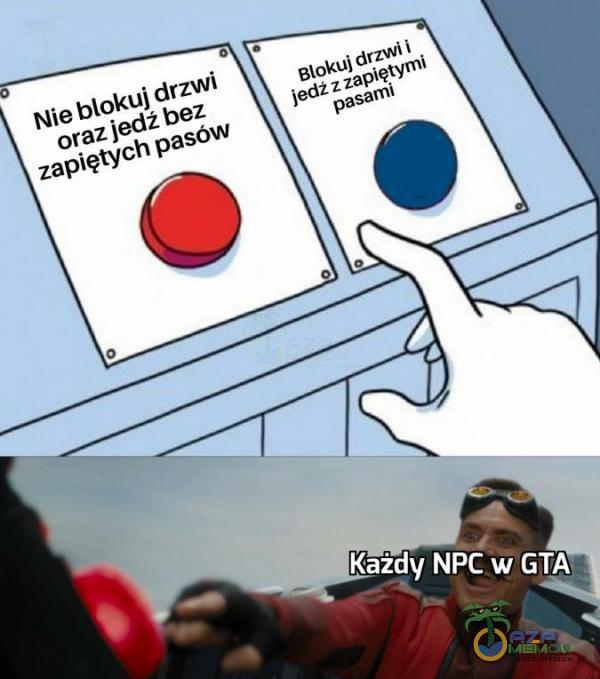 Kazdy NPC w. P