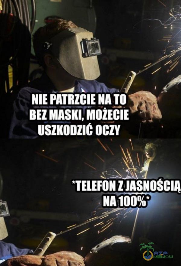 - NIE PATRZCIE NATO LTE OL TH JE USZKODZIĆ OCZY waskła : (KDE J ZK sz 1. NT Pm