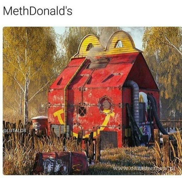 MethDonaldis