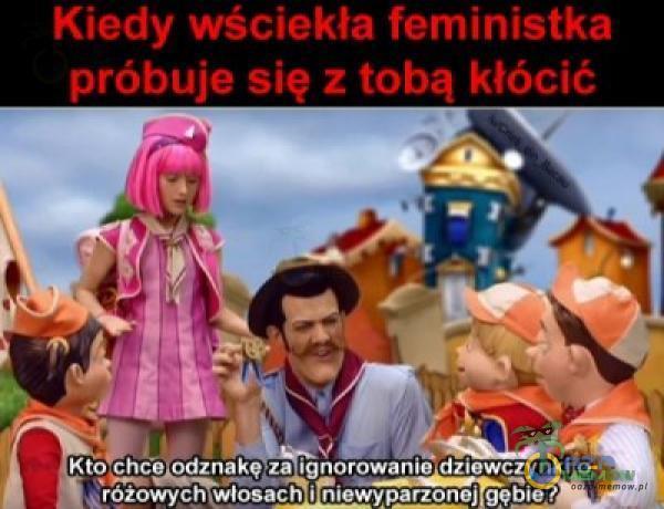 Huetty wracrakia feministka