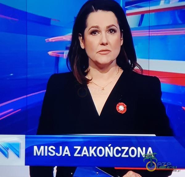 """""""a s MISJA ZAKOŃCZONA S s ha s i AS M"""