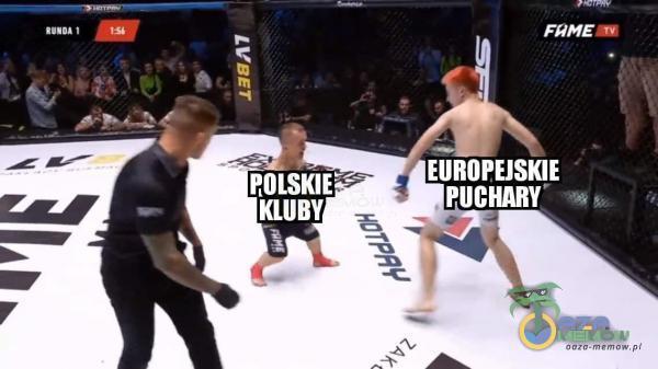 ŔOLSKIE KLUBY EUROPEJSKIE PUCHARY