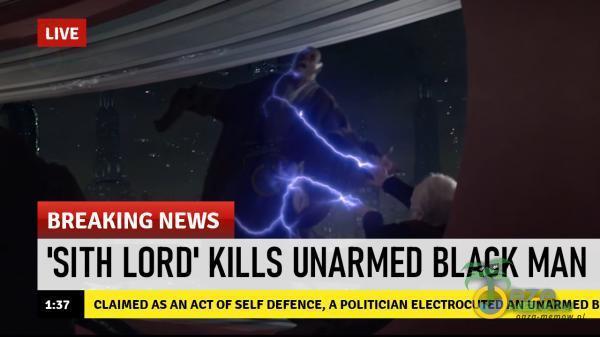 SITH ORO KLIS UNARMED BLACK gin FETA CLAIMEDASANA! SELF DEFENCE, A POLITICIAN ELECTROCUTED AN UNARMED