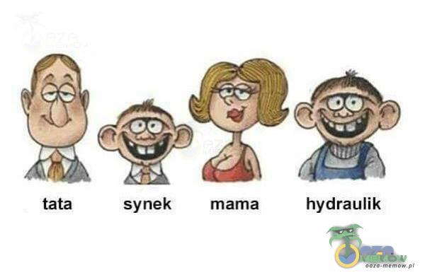 synek — mama