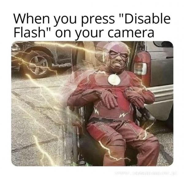 Disable Flash