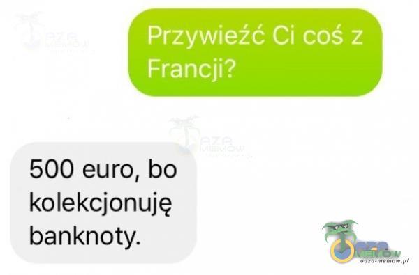 """500 aurą. ho kobkcjonujęi """"banknoty;"""
