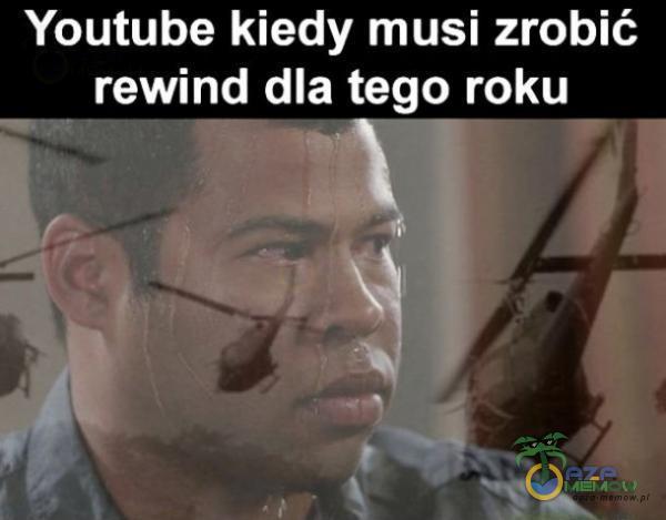 Youtube kiedy musi zrobić rewind dla tego roku