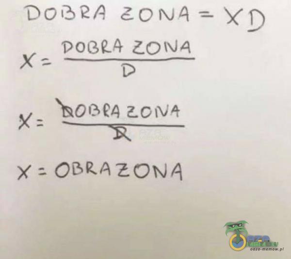 poge-A x: X: OBRAZOWĄ