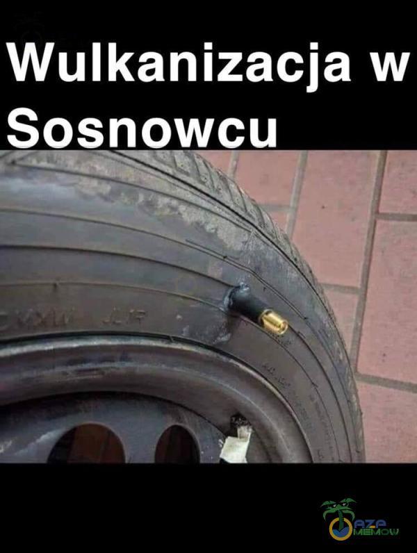 Wulkanizacja w Sosnowcu