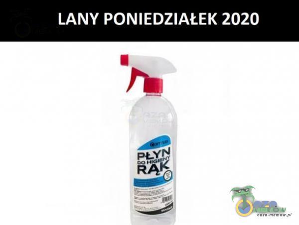 LANY PONIEDZIAŁEK 2020 Pa A e (